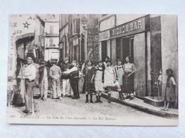 MARSEILLE 13 Un COIN Du VIEUX MARSEILLE La RUE BOUTERIE - MIGNON BAR Filles De Joie Carte Postale Ancienne CPA - Other
