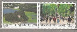EUROPA CEPT 1999 Finland MNH(**) Mi 1474 - 1475 #19850 - Nuevos