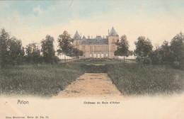 Arlon : Le Château Du Bois D'Arlon ,( Nels Série 31 , N° 71 , Couleur ) - Arlon