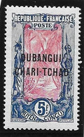 Oubangui N°17 - Neuf ** Sans Charnière - TB - Ungebraucht