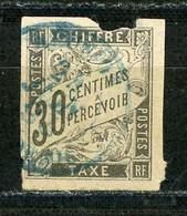 FRANCE (COLONIES EMIS. GENERALES - TAXE N° Yt 9 (*) - Segnatasse