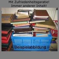 AUFRÄUMKISTE ~ WUNDERKISTE ALLE WELT - Lots & Kiloware (mixtures) - Min. 1000 Stamps
