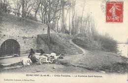 SEINE-PORT - Croix-Fontaine - La Fontaine Saint-Sulpice - Other Municipalities