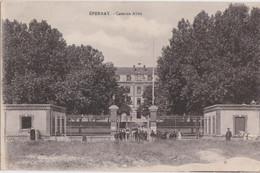 Ca - Cpa EPERNAY - Caserne Abbé - Epernay