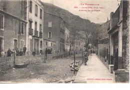 FR66 CERBERE - Labouche 665 - Avenue De La Poste - Animée - Belle - Cerbere