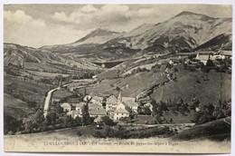 Coulloubroux (Alt. 1318 Mètres)._Route De Seyne-les-Alpes à Digne - Digne