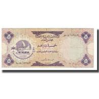 Billet, United Arab Emirates, 5 Dirhams, KM:2a, TTB - United Arab Emirates