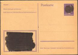 SBZ Geschwärzte Hitler-Ganzsache Ungebraucht - Sowjetische Zone (SBZ)
