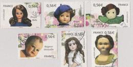 FRANCE 2009  TIMBRES Issu Du Bloc F4394 Les Poupées De Collection Timbre OBLITERE - Used Stamps