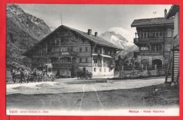 SWITZERLAND    MALOJA  HOTEL VECCHIA - GR Grisons