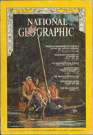 NATIONAL GEOGRPHIC MAGAZINE 1972 JUNE EDITION VOL. 141 No 6 - Ecology, Environment