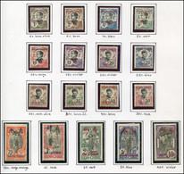 * KOUANG-TCHEOU 18/34 : Série Courante De 1908, TB - Unclassified