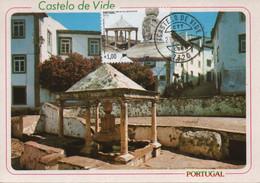 CARTE MAXIMUM - MAXICARD - MAXIMUM KARTE - MAXIMUM CARD -  PORTUGAL - ANCIEENE FONTAINE DE CASTELO DE VIDE - Altri
