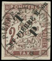 SAINT PIERRE ET MIQUELON 57 : 2f. Marron, Obl., TB - Used Stamps