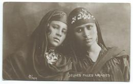 CPA ALGERIE / JEUNES FILLES ARABES / NEUVE - Mujeres