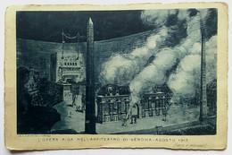 L'Opera Aida Nell'Anfiteatro Di Verona, Agosto 1913 (un Po' Rifilata) - Opera
