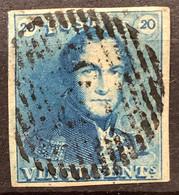 Epaulet 1 Gestempeld P85 NAMUR - 1849 Epaulettes