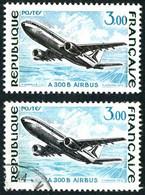France Frankreich Francia 1972 Airbus Industries A300 B (yvert 1751, Michel 1825, - Aerei
