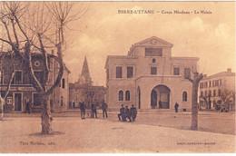 Berre-L'Etang - Cours Mirabeau - La Mairie - Otros Municipios
