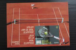 Jaar 2008: BL157 'Olympische Spelen' - Ongetand Met Nummer - Zeer Mooi! - Imperforates