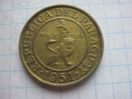 Paraguay 50 Centimos 1951 - Paraguay
