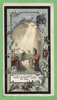 Luttino: POSSA IL MIO PIANTO... - Ed. S.L.E. Nr. 526 - Anno 1899 - Cromolitografia - Religione & Esoterismo