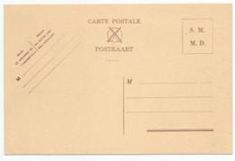 EP (Carte Postale) En Franchise De Port    ** - Militares (Sellos M)