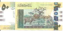 SOUDAN 50 POUNDS 2006 XF++ P 69 - Soudan