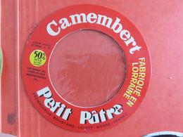 1 étiquette De Fromage Petit Patre - Cheese
