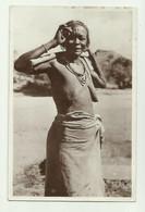 ERITREA - VECCHIA DI AGANA 1939 - FOTOGRAFICA - NV  FP - Eritrea