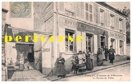 94  Cercay  Epicerie Mercerie Bureau De Tabac J.Lemaire - Villecresnes