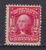 STATI UNITI D'AMERICA 1903 GEORGE WASHINGTON UNIF. 183 MNH XF - Unused Stamps