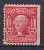 STATI UNITI D'AMERICA 1903 GEORGE WASHINGTON UNIF. 184  MLH VF - Unused Stamps