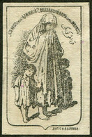 Russia 1915 WW1 Caucasus Georgia Tiflis In Favor Of Poor Muslim Orphans Donation Charity Vignette Label Cinderella WWI - Other