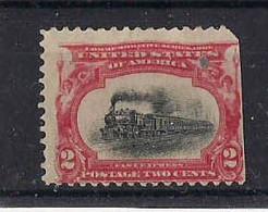 STATI UNITI D'AMERICA 1901 ESPOSIZIONE PAN-AMERICANA DI BUFFALO UNIF. 159 MLH VF - Unused Stamps