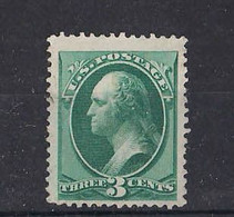 STATI UNITI D'AMERICA 1870 EFFIGI DI PRESIDENTI G.WASHINGTON UNIF. 45 MNH SENZA GOMMA VF - Ungebraucht