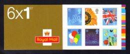 GRANDE-BRETAGNE 2008 - CARNET Yvert C2684-b - SG QA4 - NEUF** MNH - Timbres De Message - Libretti