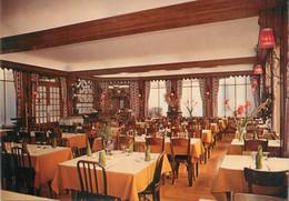 "/ CPSM FRANCE 06 ""Nice, Restaurant Maire"" - Cafés, Hotels, Restaurants"