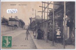 BONDY- RUE SAINT-DENIS - Bondy