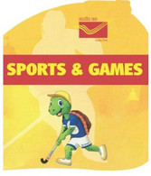 India 2021 Hockey, Olympics , Commonwealth ,Turtle, Sports & Games ,Presentation Pack, 4 Mint (Limited) (**) Inde Indien - Cartas