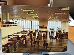 AIRPORT FLUGHAFEN AÉRODROME PRAHA RUZYNE - Aerodromi