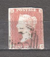 Great Britain 1841 Mi 3 Canceled (2) - Gebraucht