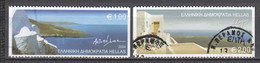 Greece 2004 Mi 2269-2270C Canceled - Used Stamps