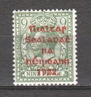 Ireland Eire 1922 Mi 24 MNH - Unused Stamps