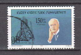 Turkish Cyprus 1997 Mi 464 Canceled (2) - Used Stamps
