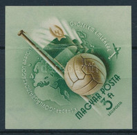 (*) 1954 A Kiadásra Nem Került Győzelmi Bélyeg Fázisnyomata A Zászló Piros Színe Nélkül, Enyvezetlen, Fogazatlan Papíron - Non Classificati