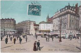 13. MARSEILLE. Quai Des Augustins. 2549 - Ohne Zuordnung