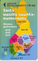 Finland Phonecard Turku D260 - Finlandia