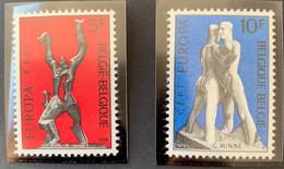1974 - Europa, Beeldhouwkunst - Postfris/Mint - Unused Stamps