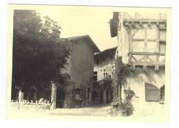 G1233 - PHOTOGRAPHIE - Pérouges - 1960 - Ruelle - Luoghi